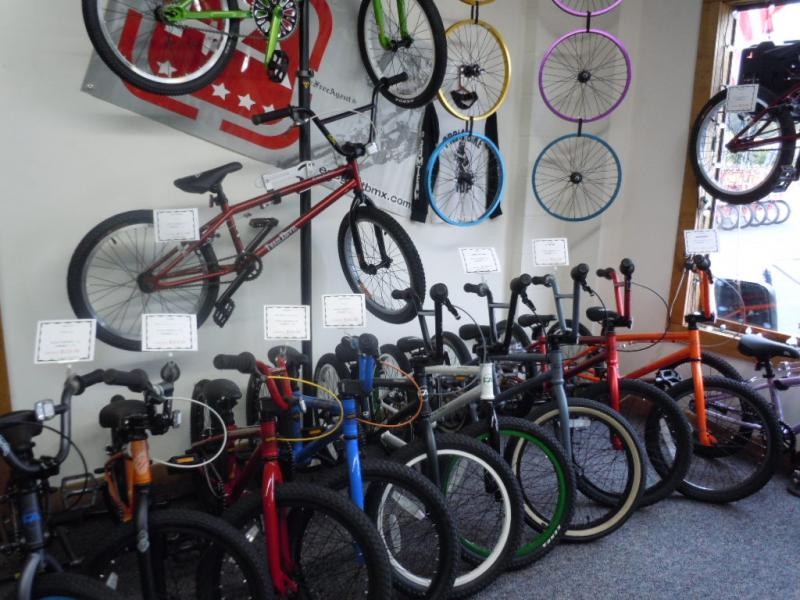 BMX bikes perfect for back to school riding
