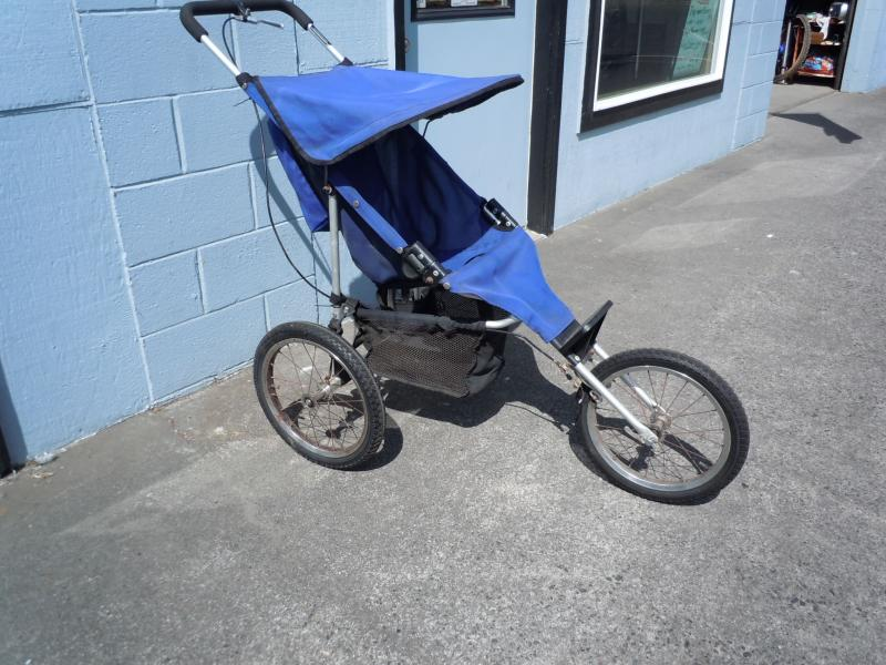 used jogger stroller